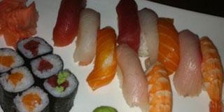 (画像)ダルビッシュがアメリカで食べた天ぷらと寿司www
