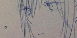 【画像】腐女子が書いた妄想絵wwwww
