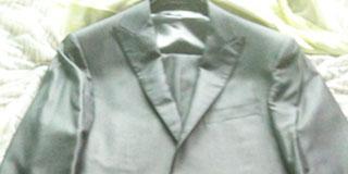 ちょww俺のスーツかっこよ好きww