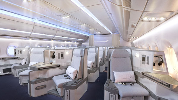 Finnair-A350-Business-class-cabin-1