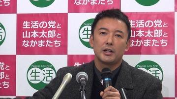 山本太郎「原発にミサイルが着弾すれば核ミサイルになる」