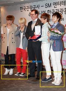 【韓流】K‐POPスターの知られざる実態…大半が上げ底靴着用、身長サバ読み4~5cmは当たり前、中には10cmのツワモノも