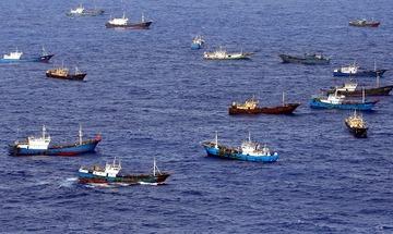 【サンゴ密漁】海保、一斉摘発へ 領海外退去から拿捕する方針に転換