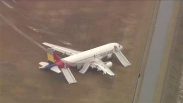 【速報】アシアナ航空の事故機パイロットが逃亡wwwww