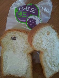 【画像】韓国のレーズンパンが斜め上すぎると話題にwwwww