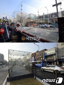 【韓国】野外ライブ落下事故でトンデモ対策! 排気口を全面ガラスで覆って換気不能にwwwww