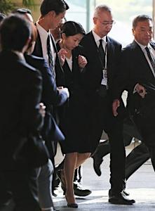 【速報】小渕優子経産相が辞任