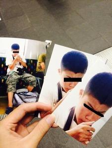 大阪駅近くで大量の写真がばらまかれる → 撮り鉄同士の内ゲバだったと判明