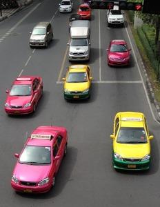 タイのぼったくりタクシー、日本人がFacebookで告発し波紋