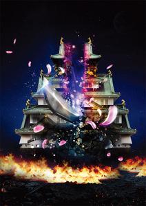 韓国人が製作の大坂城が真っ二つに割れたり炎上するプロジェクションマッピング、飽きられ税金の無駄に