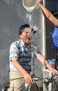 【バカ発見器】河村たかし名古屋市長がアイスバケツチャレンジで浅田真央を指名