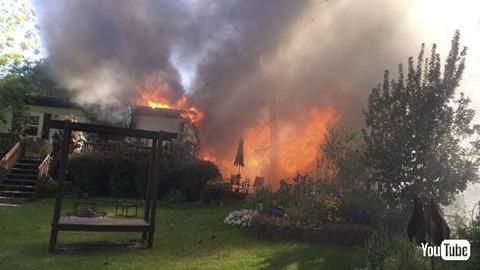 【動画あり】コレクターが倉庫の火災で60年以上かけて集めたラジコンを焼失・・