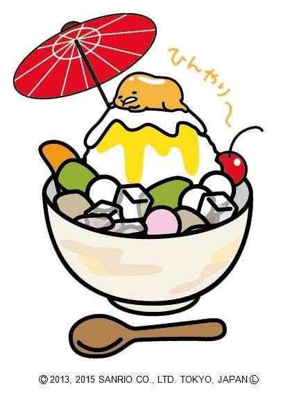 サンリオキャラ・ぐでたまの期間限定カフェ「ぐでたまかふぇ HEP FIVE店」が関西初出店!