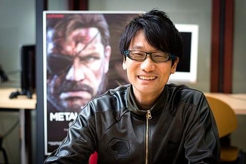 【さらばコナミ】小島秀夫監督がコナミを退社!コナミ時代の部下と新会社を設立し、PS向けに新作の開発に着手!