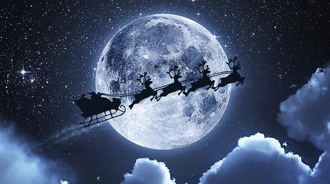 今年のクリスマスは38年ぶりに満月の夜になるらしいぞおおお!