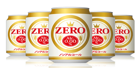 ノンアルコールビールはダイエットに効果があるらしいぞ!さらに睡眠改善効果もあるぞ!