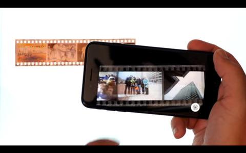 フィルム写真をスマホで現像してくれるアプリ「FilmLab」がリリース決定!