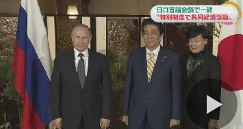 【日露首脳会談 】日本側が総額で3000億円規模となる経済協力を合意する見通し・・