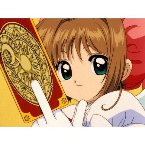 AbemaTVにて本日からアニメ「カードキャプターさくら ~クロウカード編」の一挙放送が決定!