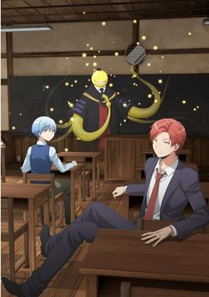 劇場版アニメ「暗殺教室 365日の時間」の本予告映像が公式サイトにて公開!