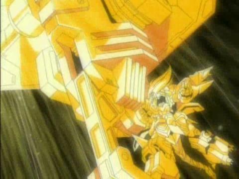 今日のアニメ『魔法つかいプリキュア!』でプリキュアが『ガオガイガー』のゴルディオンハンマーを使っていたと話題にwwwww