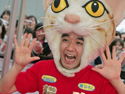 【マジかよ】タレントの猫ひろしさん、リオ五輪出場決定wwwwwwwwwwww