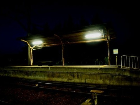 【オカルト】また、都市伝説『きさらぎ駅』に迷い込んだ人が現れたと話題に 「家がない」