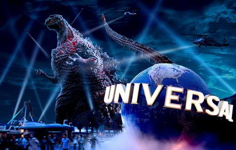 USJに「シン・ゴジラ」のアトラクション「ゴジラ・ザ・リアル 4-D」が登場!