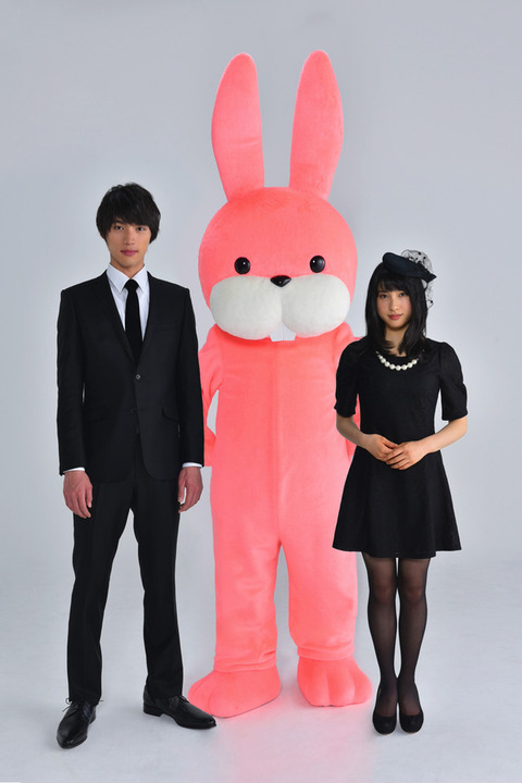 田中メカ先生原作の「お迎えです。」のTVドラマキャストに福士蒼汰さん、土屋太鳳さん