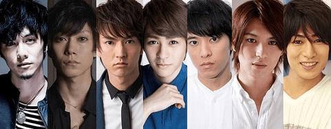 山崎賢人さん主演舞台「里見八犬伝」のメインキャストが公開!