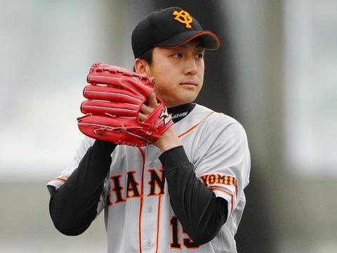 【えぇ…】巨人の澤村拓一選手、イップスではなかった! トレーナーの施術ミスで長胸神経麻痺になっていたことが判明!