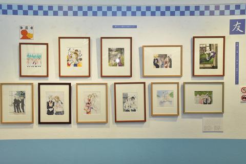 「夏目友人帳」原画展が本日開催!神谷浩史さん&井上和彦さんの音声ガイドも登場
