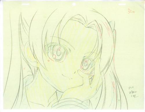 【ガールズ&パンツァー】《悲報》アニメ原画のコピーがオークションサイトに出品される