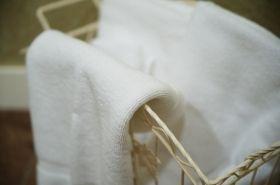 バスタオル、毎日洗濯しない奴は不潔だ!m9(^ν^) 「3日に1度」未満は少数派