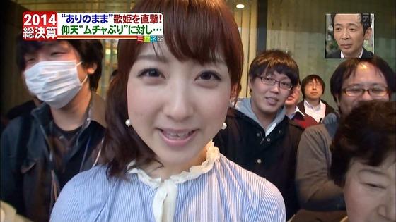 【ミヤネ屋】川田裕美アナの乳首がビンビンになっとる