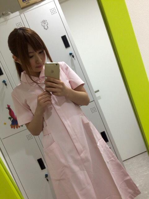 元AV女優・成瀬心美さん、動物病院の看護師に転職