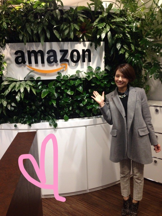AV女優のRioさん、アマゾンジャパンに降臨