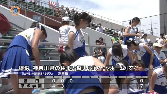 【高校野球】チアガール・女子高生に萌える夏2013