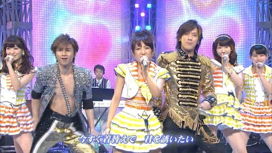 【画像・動画】 堂本光一さん(36歳)が裸でAKBの曲を踊る