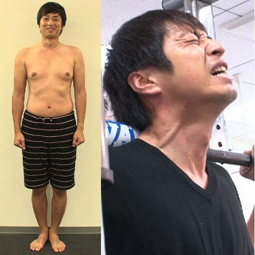 「チュートリアル」の徳井義実が腹筋割れに挑戦!下着モデルへ過酷トレ&食事制限
