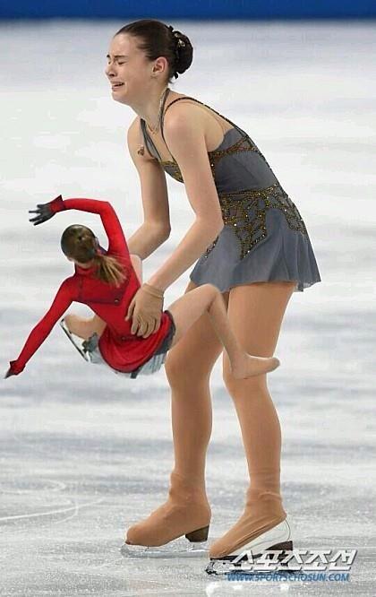 【画像】 ソトニコワ選手のFacebookに悪質なコラ画像が大量に貼られる