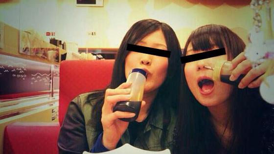 【悲報】 今度は女の子が鼻にしょうゆを突っ込んで炎上wwwwwwwwwwwwww