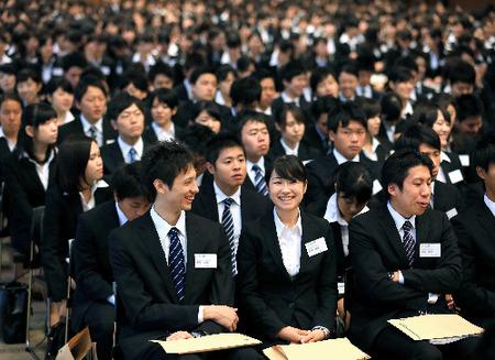 三井住友銀行内定式「部下の手柄は上司のモノ、上司の失敗は部下の責任という意地悪な上司はいません」