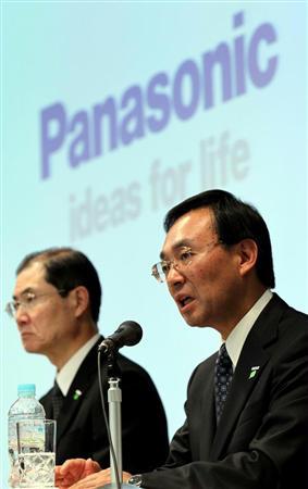 パナソニックの津賀社長「普通の会社にしよう」 入社式で激励