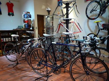 自転車屋さんだけど質問あるか?