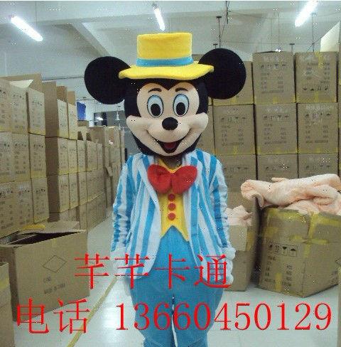 【画像】中国の着ぐるみがヤバイ!