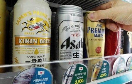 日本のビール、韓国で大人気 1番人気は不買運動で名を知らしめたアサヒビール