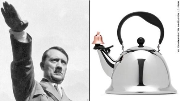 【米国】ヒトラーに似た「やかん」? 話題沸騰で品切れに