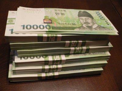 【経済】34兆ウォンの外国人債券が韓国離れか 金融当局が試算