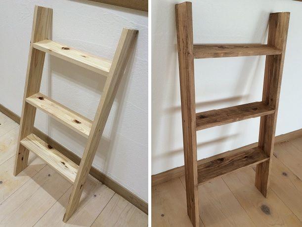 作り方 はしご
